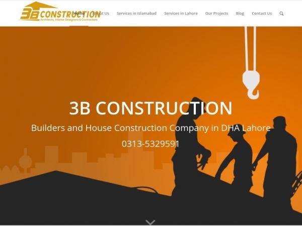 3bconstruction.com.pk