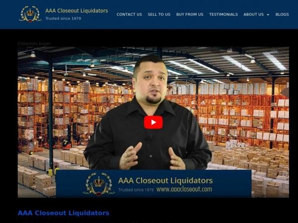 aaacloseout.com