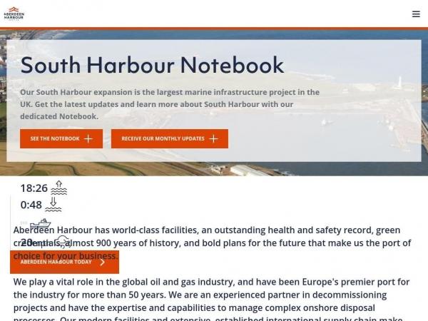 aberdeen-harbour.co.uk