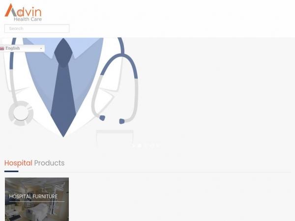 advinhealthcare.com