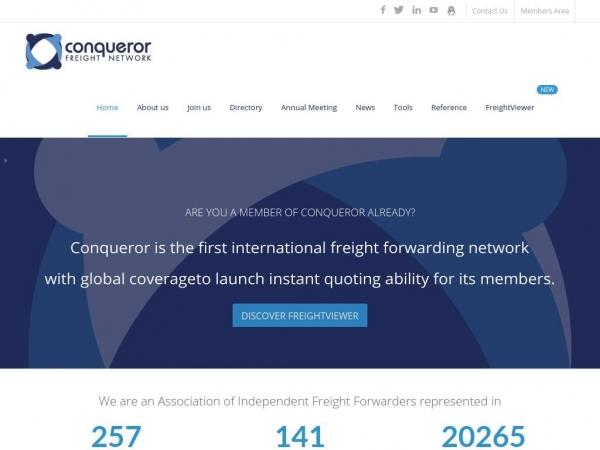 conquerornetwork.com