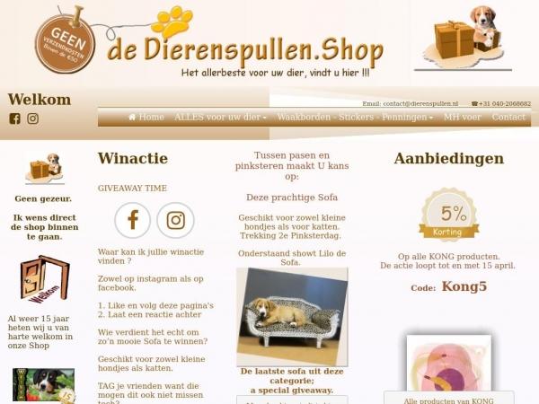 dierenwinkel.org