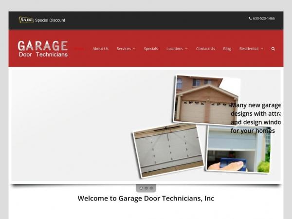 garagedoortechnicians.com