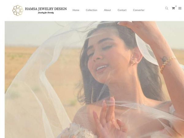 hamsajewelrydesign.com