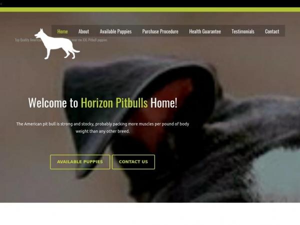 horizonpitbullshome.com