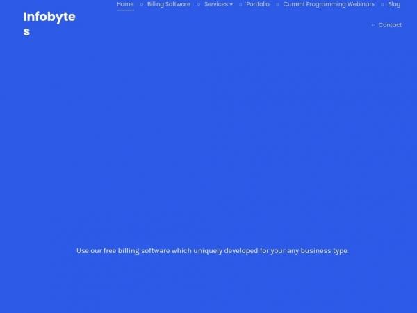 infobytessolutions.com