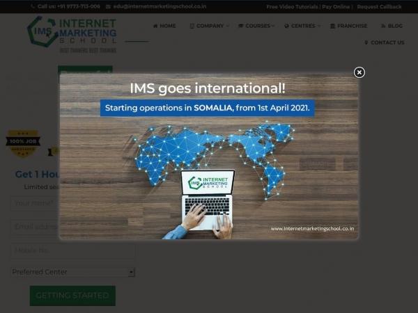 internetmarketingschool.co.in
