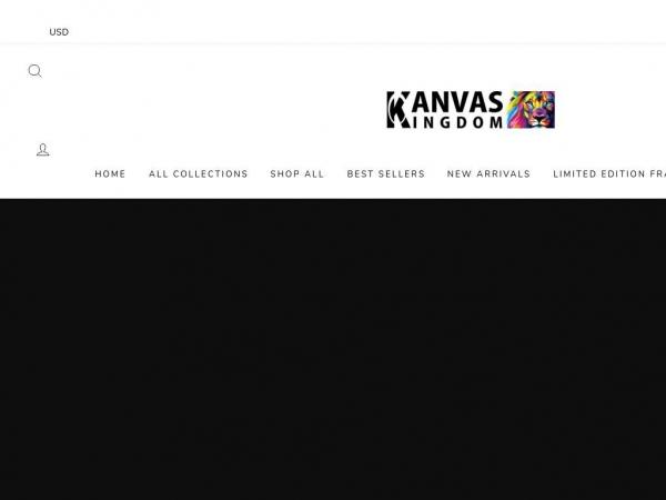 kanvaskingdom.com
