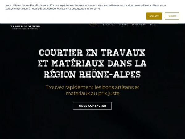 lespiliersdubatiment.fr