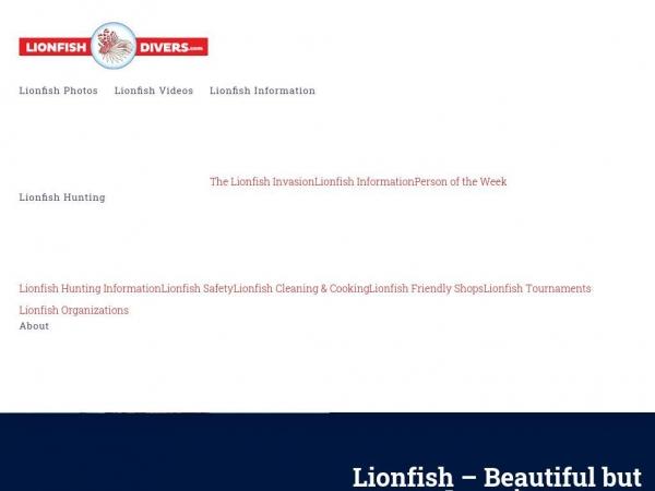 lionfishdivers.com