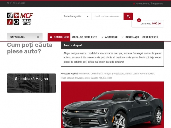 mcf-pieseauto.ro