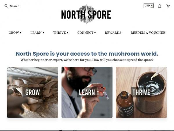northspore.com