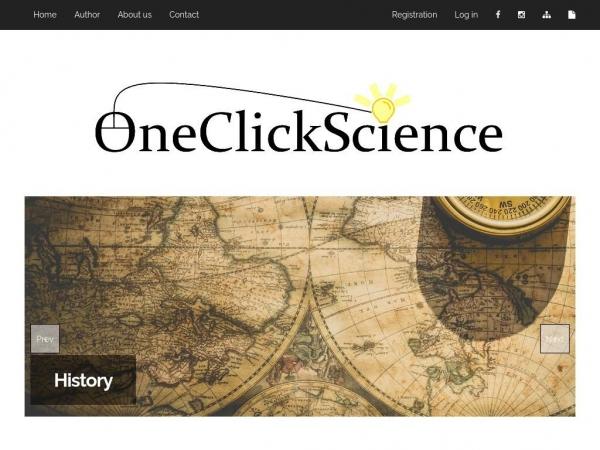 oneclickscience.com
