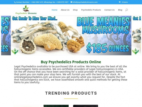 psychedelicshroomz.com