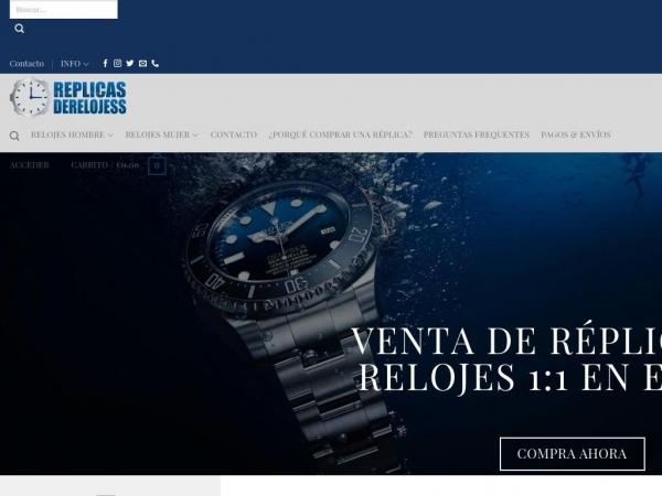 replicasderelojess.com
