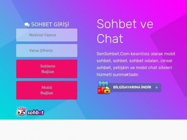 sensohbet.com