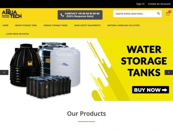 shop.aquatechtanks.com