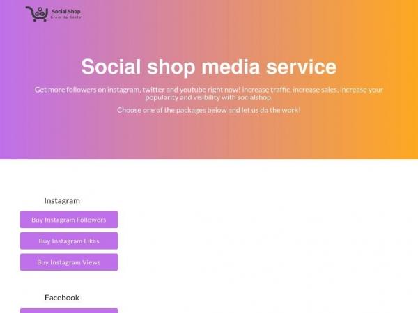 socialshop.uk