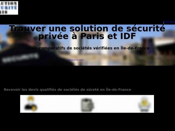 solutionsecuriteparis.com