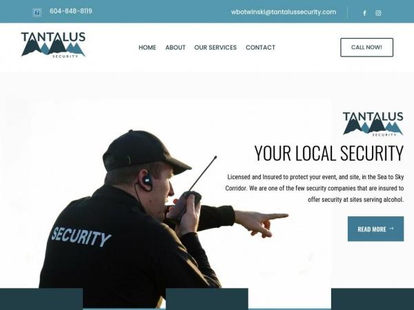 tantalussecurity.com