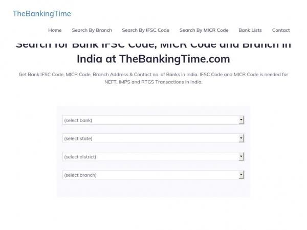 thebankingtime.com