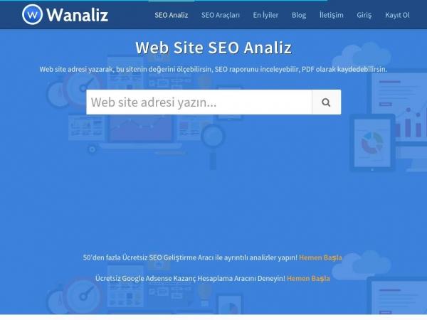 wanaliz.com