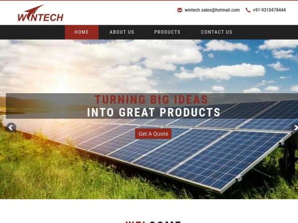 wintechenterprises.com