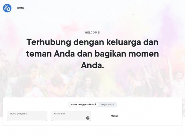 xoxa.pengembangsebelah.com
