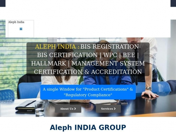 alephindia.in