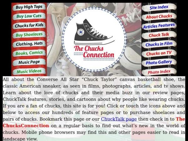 chucksconnection.com