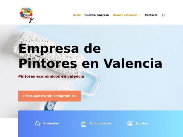 empresadepintoresvalencia.com