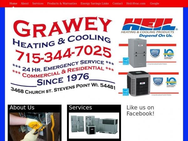 graweyheating.com