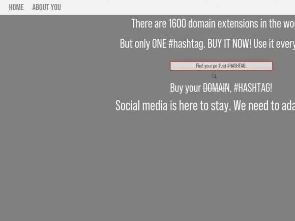 hashtag.domains