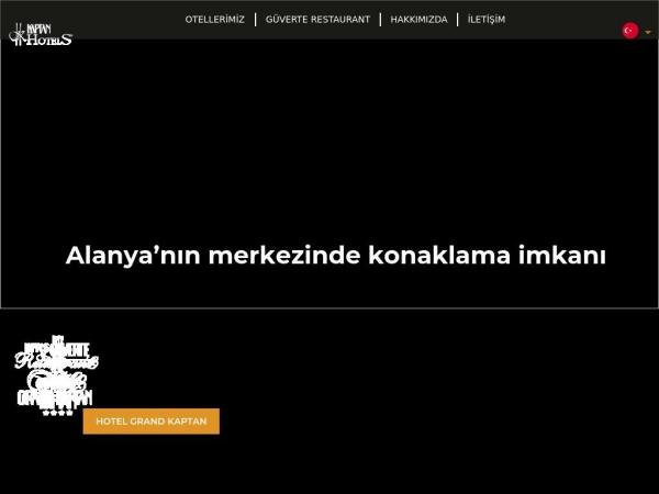 kaptanhotels.com