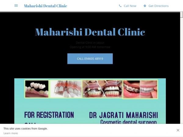 maharishidentalclinic.business.site