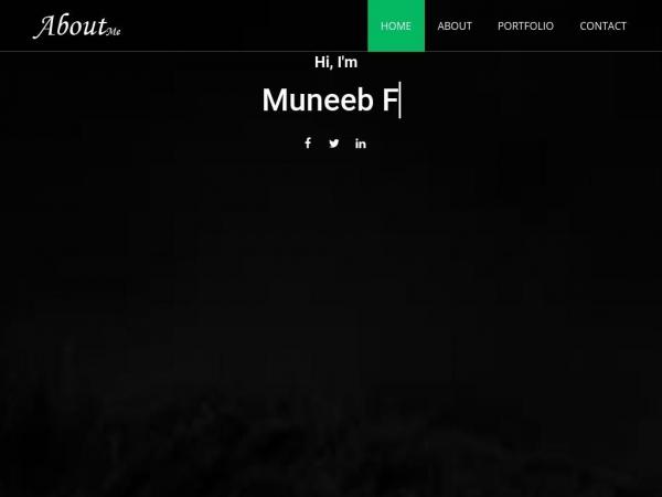 muneeb.tech