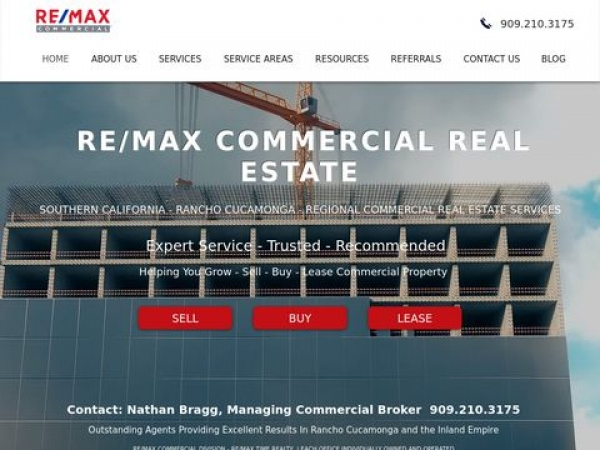 remaxtimecommercial.com