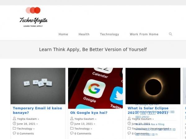 technoyogita.com
